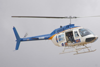 Helicopter Photo - Bell 206B VH-NDE