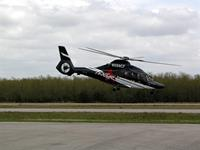 Helicopter Photo - Tex-Air EC155