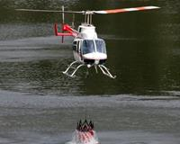 Helicopter Photo, Bell206L3 N199TB
