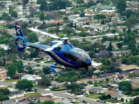 Helicopter Photo - EC120City