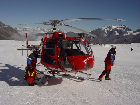 Helicopter Photo - Air Zermatt AG Switzerland0004