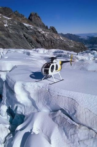 Helicopter Photo - alpine10