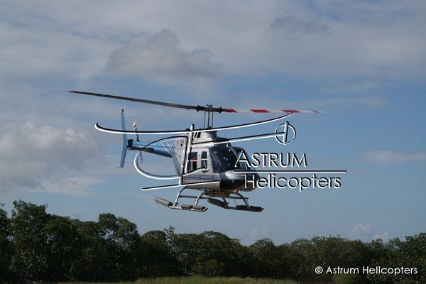 Helicopter Photo - Astrum Helicopters - BH206 JR