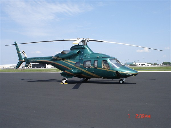 Helicopter Photo, Bell 430